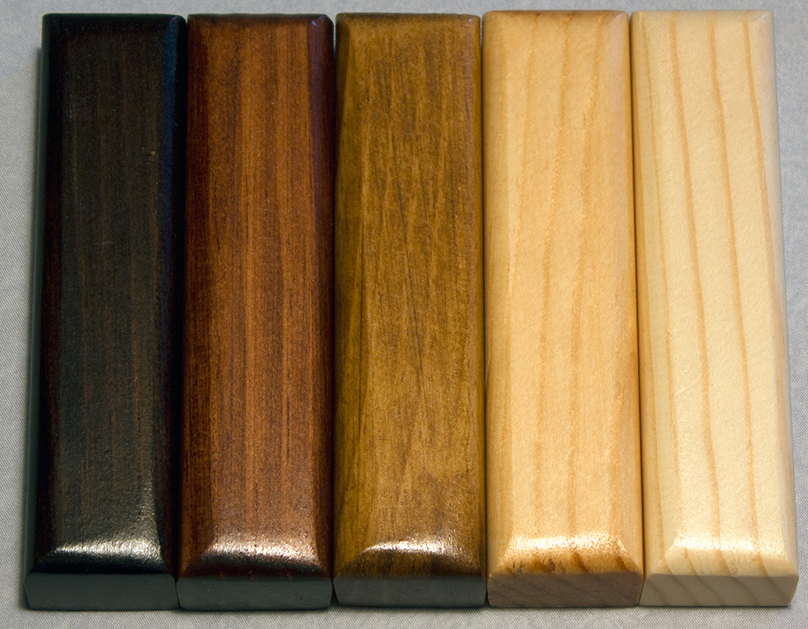Pine Finishes